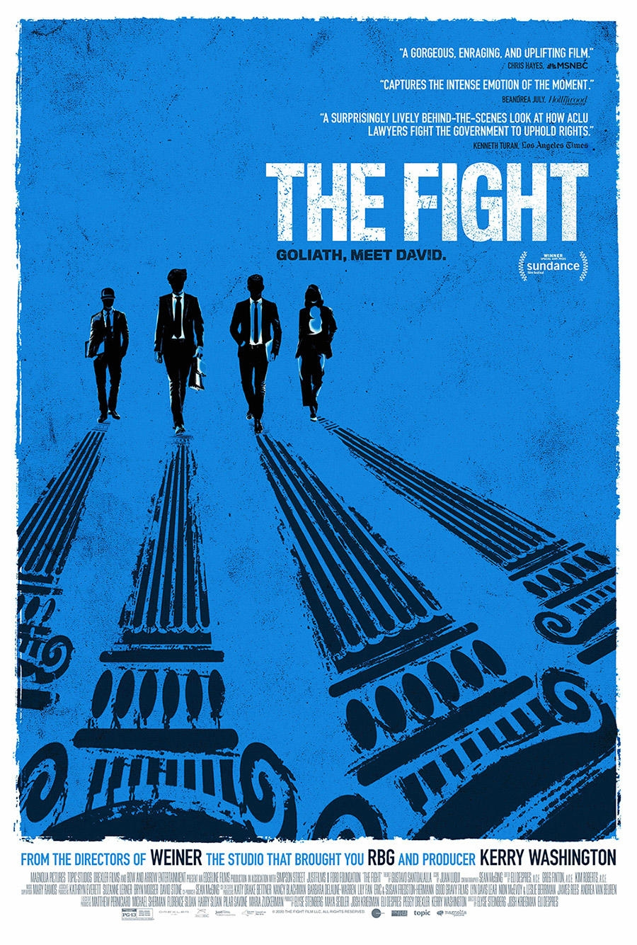 The Fight 2020 Movie Poster