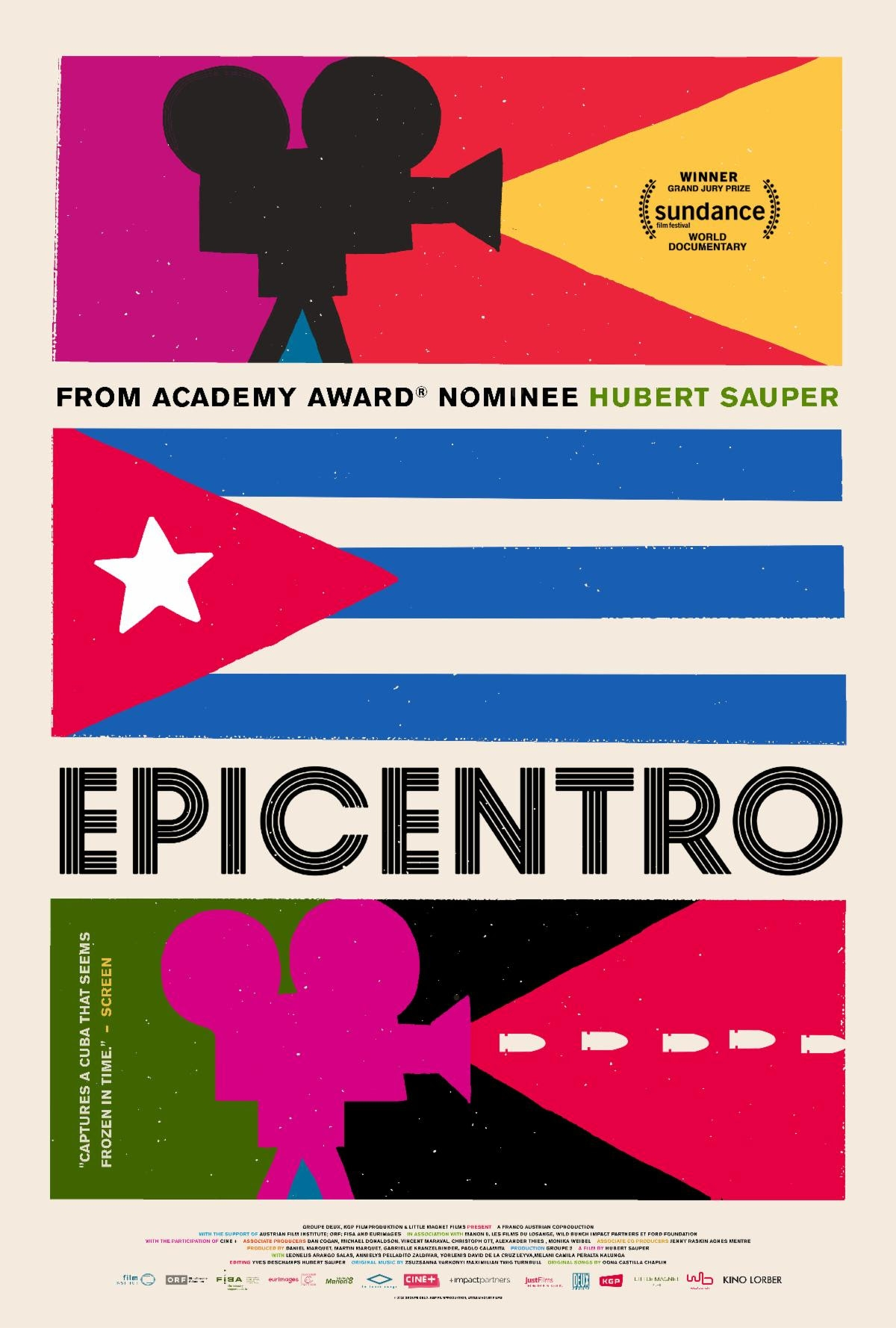 Epicentro poster